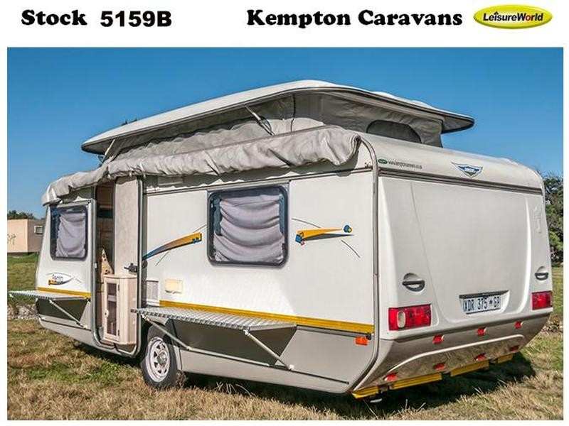 Used 2008 Jurgens Penta Caravan (On Road) For Sale, Gauteng