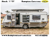 2016 Jurgens Penta Caravan (On road)