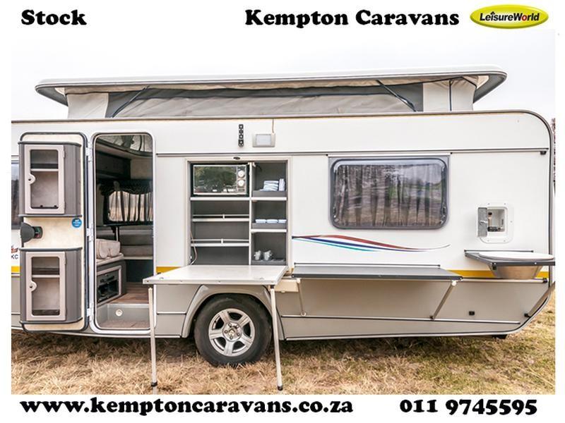 Used 2016 Jurgens Penta Caravan (On road) For Sale, Gauteng