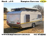 2015 Jurgens Penta Caravan (On road)