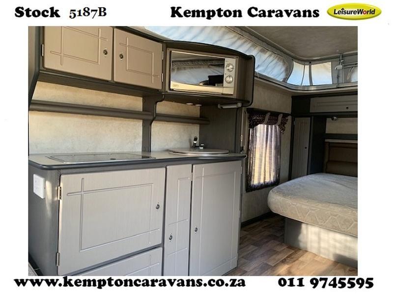Used 2015 Jurgens Penta Caravan (On road) For Sale, Gauteng
