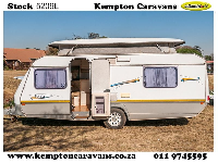 2006 Jurgens Penta Caravan (On Road)