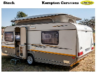2005 Jurgens Penta Caravan (On road)