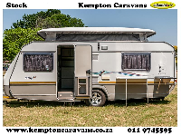 2014 Jurgens Penta Caravan (On Road)
