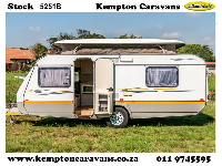 2004 Jurgens Penta Caravan (On Road)