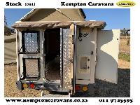 2001 Jurgens Safari Oryx Caravan (Off-Road)