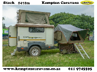 2009 Jurgens Safari Oryx Caravan (Off-Road)
