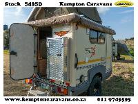 2012 Jurgens Safari Oryx Caravan (Off-Road)