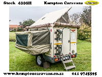 2010 Jurgens Safari Oryx Caravan (Off-Road)