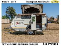 2014 Jurgens Safari Xcape Caravan (Off-Road)