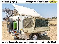 2011 Jurgens Safari Xcape Caravan (Off-Road)