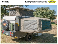 2017 Jurgens Safari Xcape Caravan (Off-Road)
