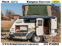 2010 Jurgens Safari Xcape Caravan (Off-Road)