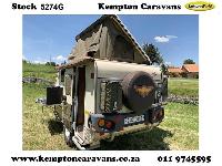 2015 Jurgens Safari Xcape Caravan (Off-Road)