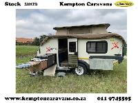 2016 Jurgens Safari Xcell Caravan (Off-Road)
