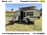 2011 Jurgens Safari Xcell Caravan (Off-Road)