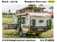 2011 Jurgens Safari Xcell Caravan (Off-Road)