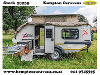 2014 Jurgens Safari Xcell Caravan (Off-Road)