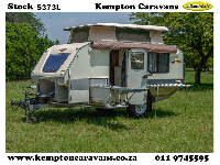 2004 Jurgens Safari Xplorer Caravan (Off-Road)