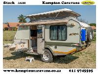 2001 Jurgens Safari Xplorer Caravan (Off-Road)