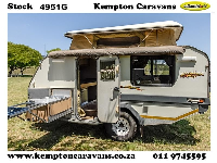 2006 Jurgens Safari Xplorer Caravan (Off-Road)