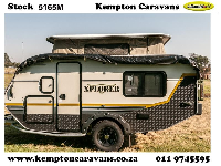 2018 Jurgens Safari Xplorer Caravan (Off-Road)