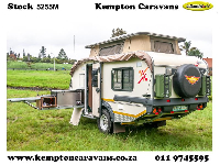 2016 Jurgens Safari Xplorer Caravan (Off-Road)