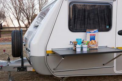 Ads - Kempton Caravans - Caravan & Outdoor Life maagzine