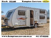 2019 Quantum Comfort Caravan (On road)