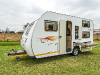 2020 Quantum Comfort Caravan (On road)