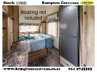 2018 Quantum Connect Caravan (On road)