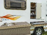2019 Quantum Connect Caravan (On road)