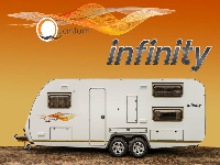 2020 Quantum Infinity Caravan (On road)