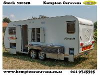 2020 Quantum Pinnacle Caravan (On Road)