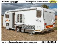 2019 Quantum Pinnacle Caravan (On road)