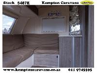 2015 Sensation Anne Caravan (On road)