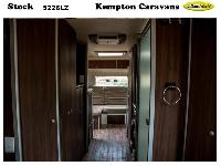 2013 Sensation Anne Caravan (On road)
