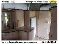 2015 Sprite En Suite Caravan (On road)