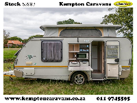 2015 Sprite En Suite Caravan (On road)