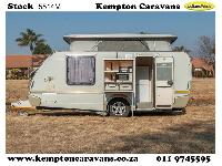 2014 Sprite En Suite Caravan (On road)