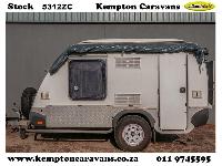 2004 Sprite Scout Nomad Caravan (Gravel Road)