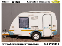 2020 Sprite Scout Caravan ()