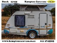 2004 Sprite Scout Caravan (On Road)