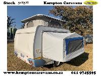 2008 Sprite Scout Caravan (On road)
