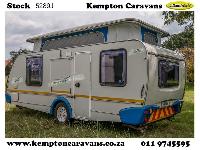 2015 Sprite Splash Caravan (On Road)