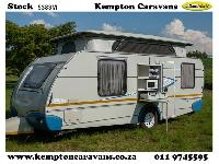 2018 Sprite Splash Caravan (On road)