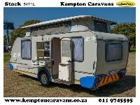 2012 Sprite Splash Caravan (On road)