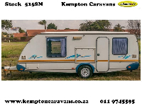 2000 Sprite Splash Caravan (On Road)
