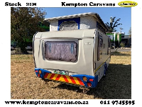 2016 Sprite Splash Caravan (On road)