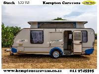 2010 Sprite Splash Caravan (On road)